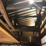 レストラン ココン - 天井