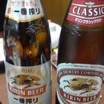 嘉文 - 瓶ビール