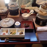 魚沼さんちのおすそわけ - 料理写真:蒲炊き一番膳