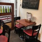 RISE Pasta&Grill - テーブル席