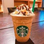 スターバックスコーヒー - ドリンク写真:クラシック ティラミス フラペチーノ!
