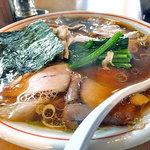 10615274 - 青島チャーシュー麺