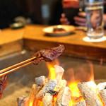 柳家 - 本州鹿のヒレ肉
