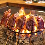 柳家 - 本州鹿のロース肉
