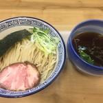 麺処 有彩 - 料理写真:昆布水つけ麺 醤油