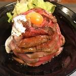 106153047 - ローストビーフ丼