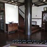 料理旅館 高砂 - 玄関