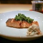 富小路 やま岸 - 料理写真:☆桜鱒