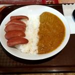 妻田カレー -