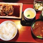 とんかつ たる蔵 - レディース膳
