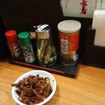 煮干し豚骨らーめん専門店 六郷 - 料理写真: