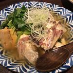 七村酒店 - 鯛の煮付け