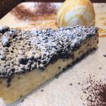 CAFE ATIK - NYチーズケーキ