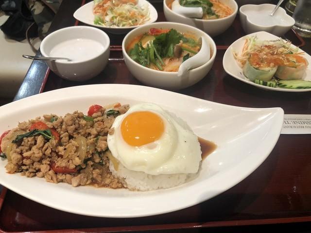 タイ料理レストラン ジャスミンタイ 西武池袋店 店舗案内