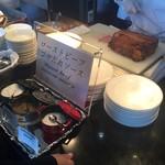 106159676 - 料理 ローストビーフ