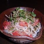 会津 - 大根サラダ
