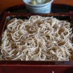 Jikyuan - 料理写真:2019.4 せいろそば(1,200円)