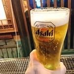 スーパージャップ - 生ビール