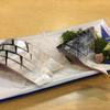 魚三酒場 - 料理写真:〆さば¥350