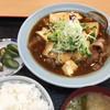 Ajinoooban - 料理写真:からし焼定食¥850