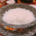 コチュ - 白米