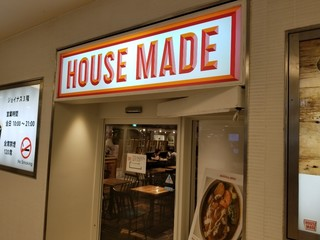 HOUSE MADE 横浜ジョイナス店 - HOUSE MADE 入口