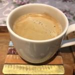 アトリエアルション - ホットコーヒー