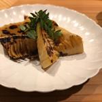 お料理 山乃口 - 筍木の芽焼き、美味しかったです!