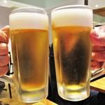 106168179 - クリアアサヒ 生 で乾杯!      2019.04.19