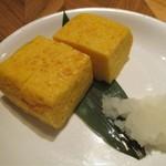 全品食べ飲み放題専門店 居酒屋 くいしんぼ - 出し巻卵。      2019.04.19