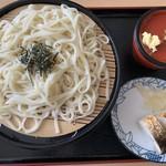 うどん・そば吉野 - ざるうどんセット