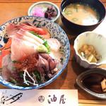 油屋 - ★★★☆ 海鮮丼