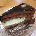 メルシー洋菓子店 - チョコレートケーキ!