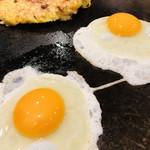 106176608 - 本日は月曜日は、卵サービスデーでした!!(*^◯^*)