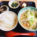 食事処 こだち - 料理写真:だんご汁定食 1000円。