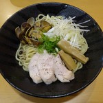 醤油と貝と麺 そして人と夢 - 料理写真:浅利醤油和麺