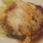 ソルタナ - ポークチーズ焼きアップ