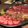 肉と日本酒 - 料理写真: