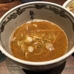 106182096 - チャーシューつけ麺