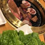 焼肉じゃんじゃん亭 -