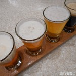 碑文谷バル - クラフトビール飲み比べセット