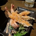 和彩美 - 料理写真:海老マヨ