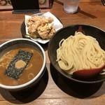 三田製麺所 - 唐揚げ定食