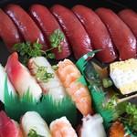 玄海鮨 - 梅  マグロ のパート