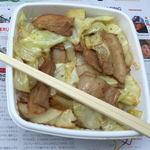 すてーきはうす 神戸屋 - 料理写真:焼肉ランチ(特盛)