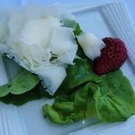 106189296 - モッツァレラチーズ イチゴ シトラスのサラダ仕立て