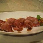 エンボカ 軽井沢 - 生ハムのにぎり寿司