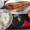Himonoshokudou - 料理写真:サバ定食(税込850円)(2019.04.現在)