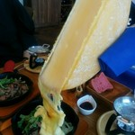 CHEESE KITCHEN RACLER -
