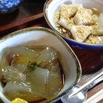 後藤だんご屋 - 彩りセット(トコロテン・わらび餅)